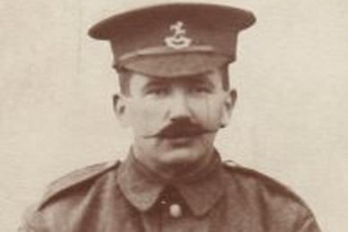 World War I Letters of Alan Tilbury