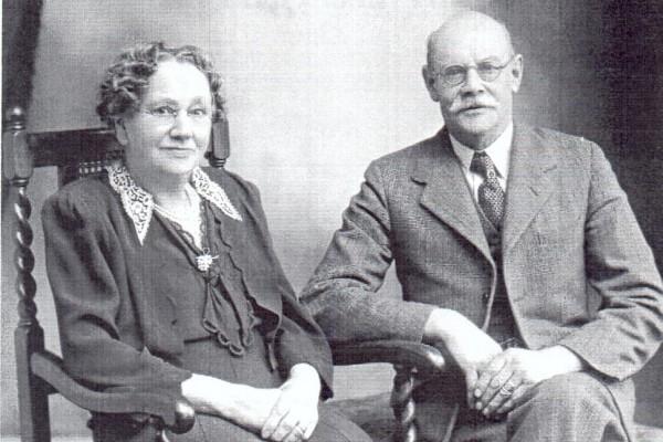 William and Rose Cato